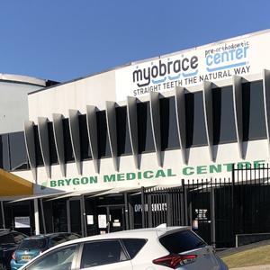Brygon medical centre exterior